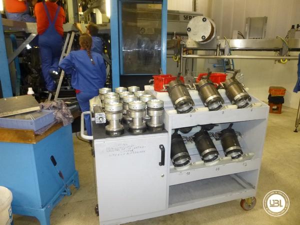 Used Blow Molding Machine Sipa SFR 12 - 6