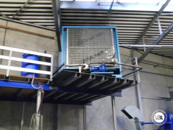 Used Blow Molding Machine Sipa SFR 12 - 7