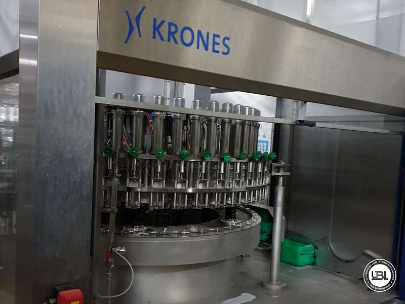 Used Isobaric Complete Can Line for Juice, Soft Drinks, Sparkling Water, Tea, Water 30000 cph - 2