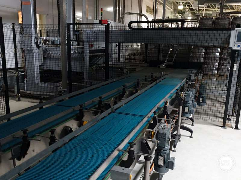 Used Isobaric Complete Can Line for Juice, Soft Drinks, Sparkling Water, Tea, Water 30000 cph - 14