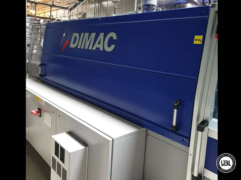 Used Isobaric Complete Can Line for Juice, Soft Drinks, Sparkling Water, Tea, Water 30000 cph - 16