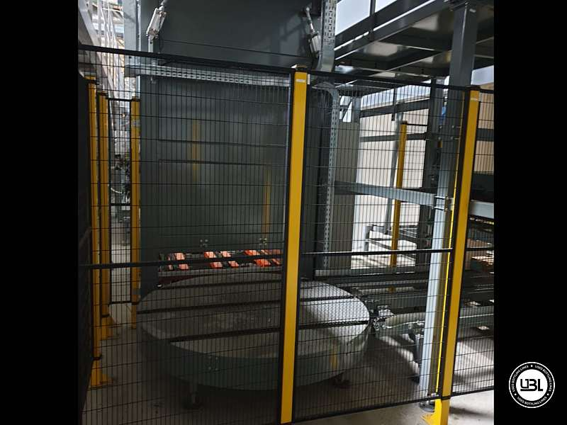 Used Isobaric Complete Can Line for Juice, Soft Drinks, Sparkling Water, Tea, Water 30000 cph - 17