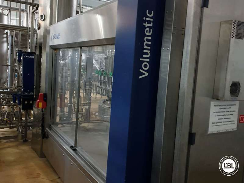 Used Isobaric Complete Can Line for Juice, Soft Drinks, Sparkling Water, Tea, Water 30000 cph - 5