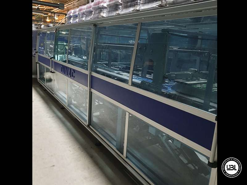 Used Isobaric Complete Can Line for Juice, Soft Drinks, Sparkling Water, Tea, Water 30000 cph - 6