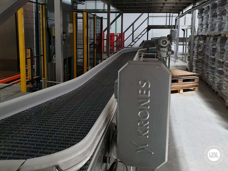 Used Isobaric Complete Can Line for Juice, Soft Drinks, Sparkling Water, Tea, Water 30000 cph - 7