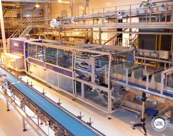 Used Isobaric Complete Can Line for Juice, Soft Drinks, Sparkling Water, Tea, Water 30000 cph - 1