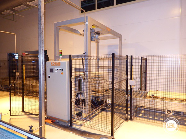 Used Isobaric Complete Can Line for Juice, Soft Drinks, Sparkling Water, Tea, Water 30000 cph - 23