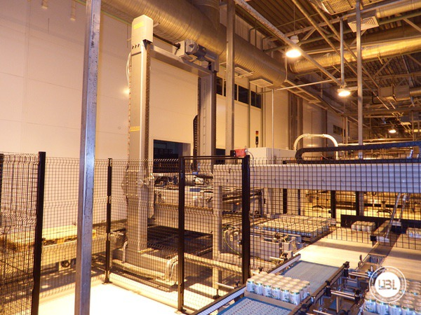 Used Isobaric Complete Can Line for Juice, Soft Drinks, Sparkling Water, Tea, Water 30000 cph - 25