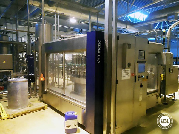 Used Isobaric Complete Can Line for Juice, Soft Drinks, Sparkling Water, Tea, Water 30000 cph - 26