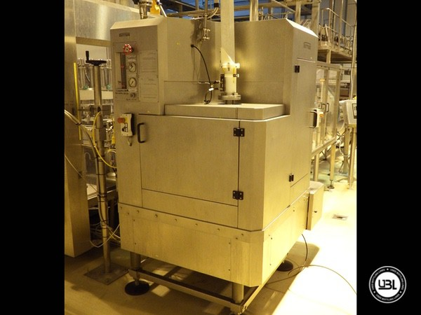 Used Isobaric Complete Can Line for Juice, Soft Drinks, Sparkling Water, Tea, Water 30000 cph - 27