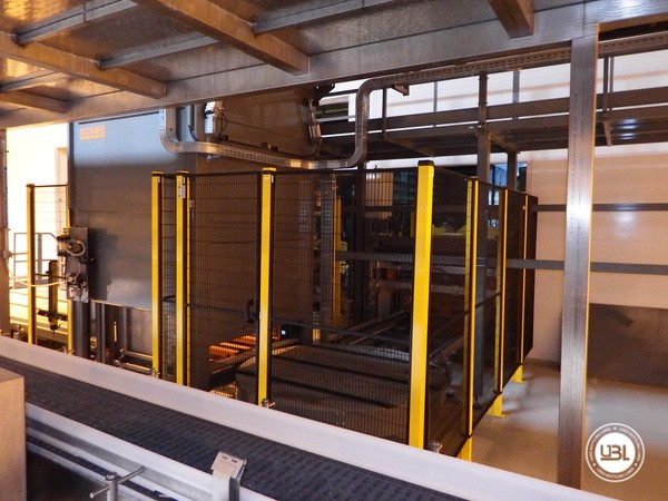 Used Isobaric Complete Can Line for Juice, Soft Drinks, Sparkling Water, Tea, Water 30000 cph - 28
