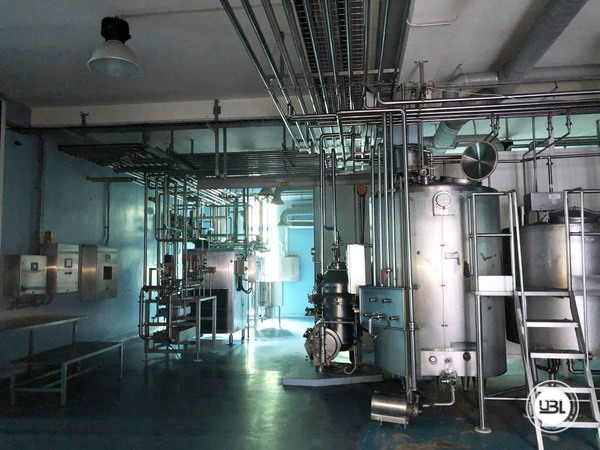 Used Complete Dairy Line for milk and whey powder - 1