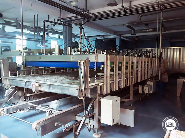 Used Complete Dairy Line for milk and whey powder - 17