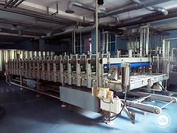 Used Complete Dairy Line for milk and whey powder - 18