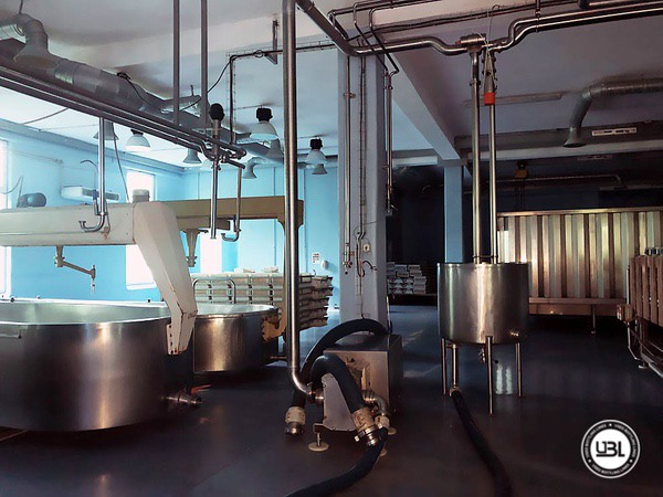 Used Complete Dairy Line for milk and whey powder - 21