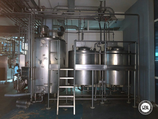 Used Complete Dairy Line for milk and whey powder - 37