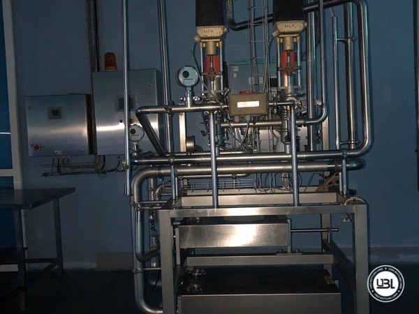 Used Complete Dairy Line for milk and whey powder - 38