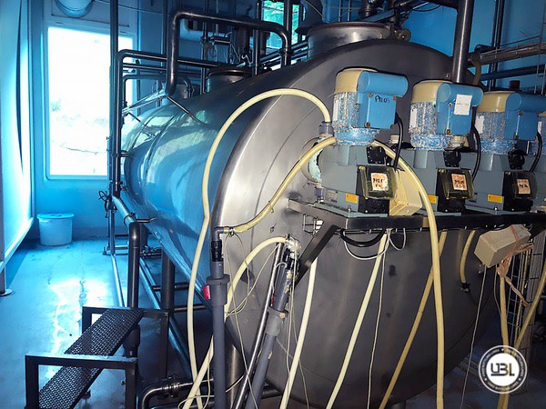 Used Complete Dairy Line for milk and whey powder - 6