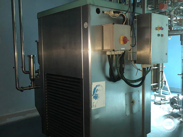 Used Complete Dairy Line for milk and whey powder - 9