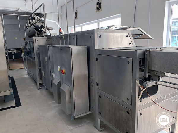 Used Isobaric Complete PET Line for Soft Drinks 2800 bph - 10