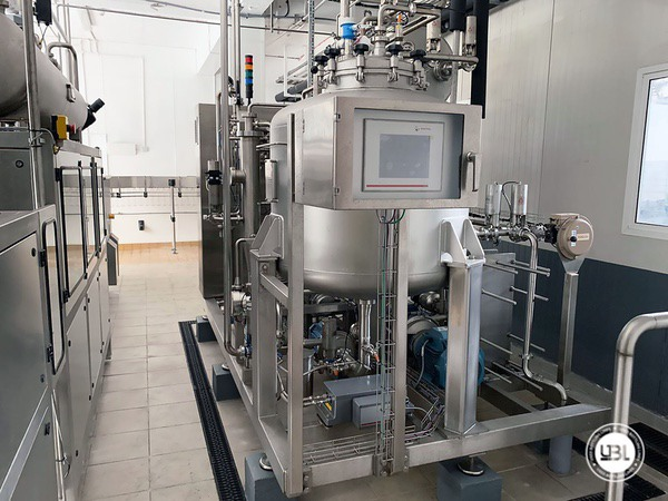 Used Isobaric Complete PET Line for Soft Drinks 2800 bph - 14