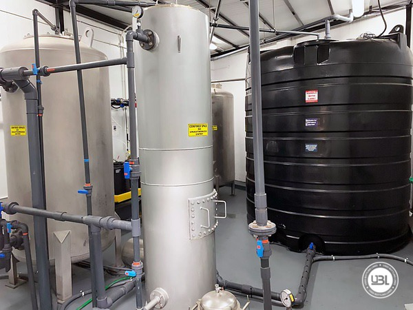 Used Isobaric Complete PET Line for Soft Drinks 2800 bph - 17