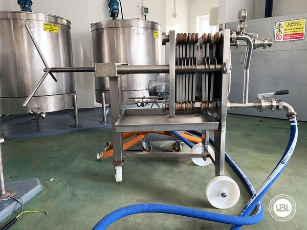 Used Isobaric Complete PET Line for Soft Drinks 2800 bph - 19