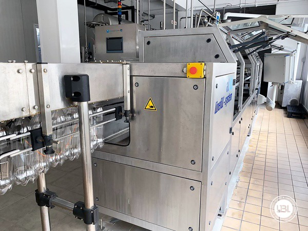 Used Isobaric Complete PET Line for Soft Drinks 2800 bph - 20