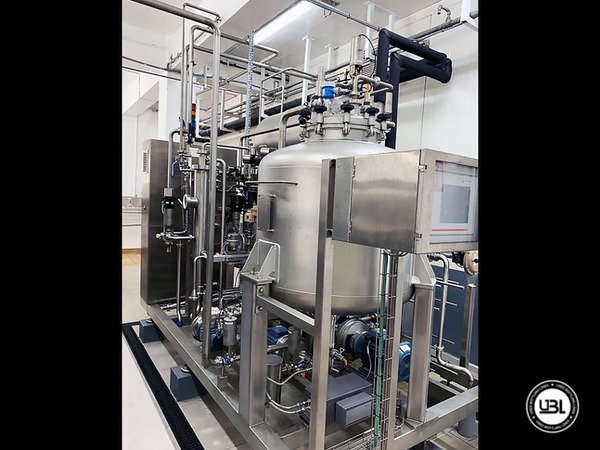 Used Isobaric Complete PET Line for Soft Drinks 2800 bph - 21