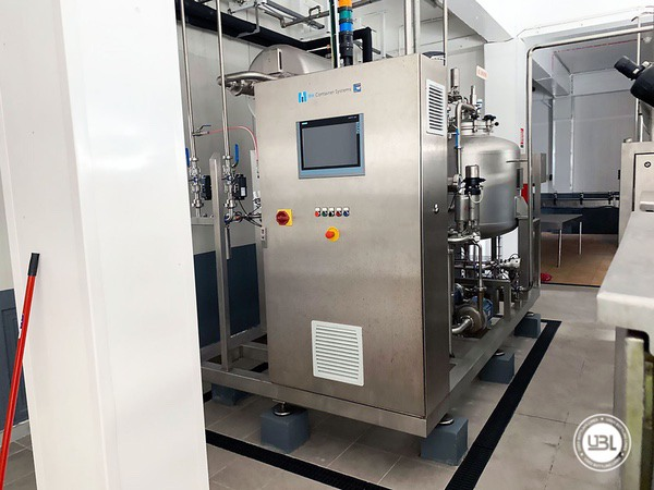 Used Isobaric Complete PET Line for Soft Drinks 2800 bph - 25