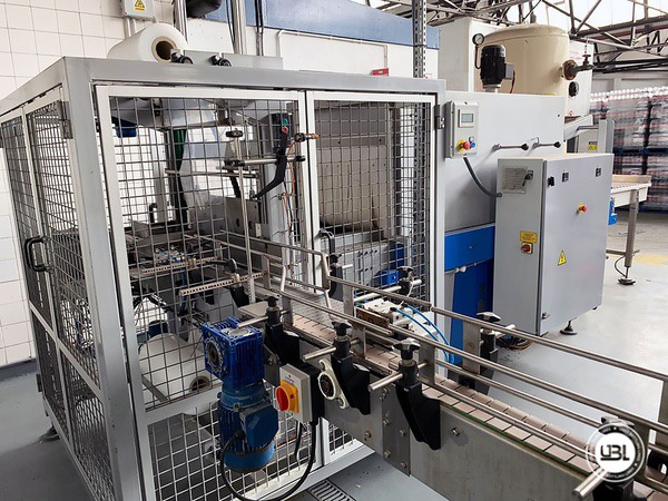 Used Isobaric Complete PET Line for Soft Drinks 2800 bph - 26