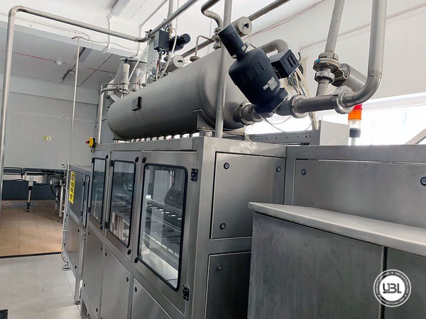 Used Isobaric Complete PET Line for Soft Drinks 2800 bph - 30