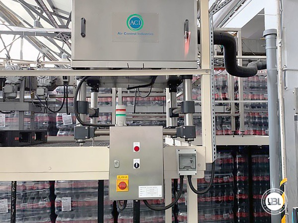 Used Isobaric Complete PET Line for Soft Drinks 2800 bph - 33