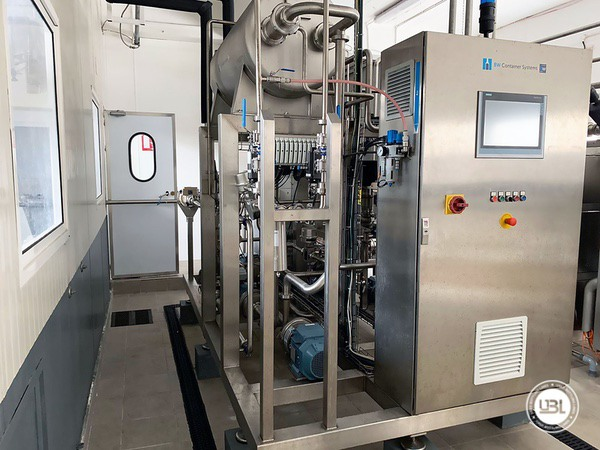 Used Isobaric Complete PET Line for Soft Drinks 2800 bph - 5
