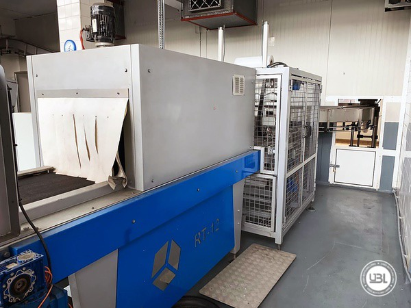 Used Isobaric Complete PET Line for Soft Drinks 2800 bph - 6