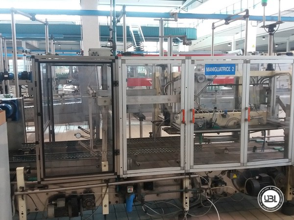 Used Isobaric Complete PET Line for Sparkling Water, Water 35000 bph - 10