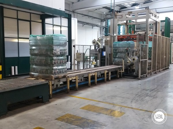 Used Isobaric Complete PET Line for Sparkling Water, Water 35000 bph - 11
