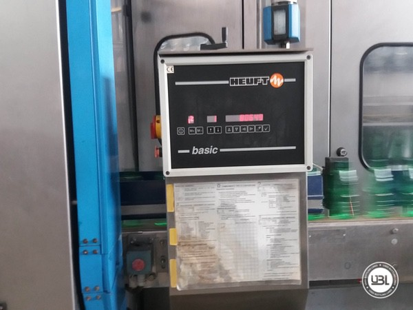 Used Isobaric Complete PET Line for Sparkling Water, Water 35000 bph - 13