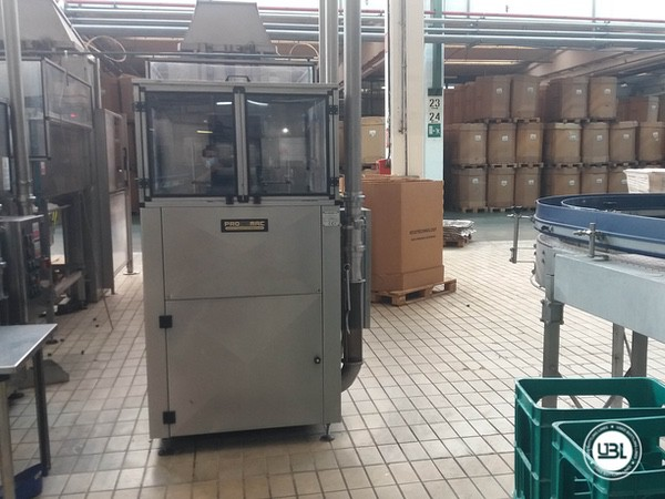 Used Isobaric Complete PET Line for Sparkling Water, Water 35000 bph - 14