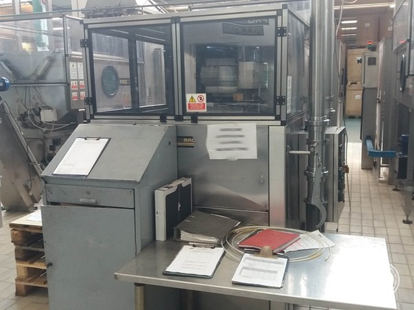 Used Isobaric Complete PET Line for Sparkling Water, Water 35000 bph - 19
