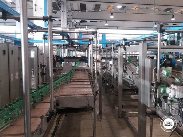 Used Isobaric Complete PET Line for Sparkling Water, Water 35000 bph - 7