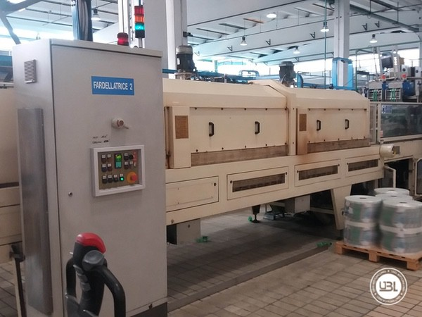 Used Isobaric Complete PET Line for Sparkling Water, Water 35000 bph - 8
