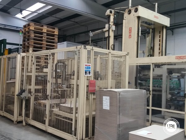 Used Isobaric Complete PET Line for Sparkling Water, Water 35000 bph - 9