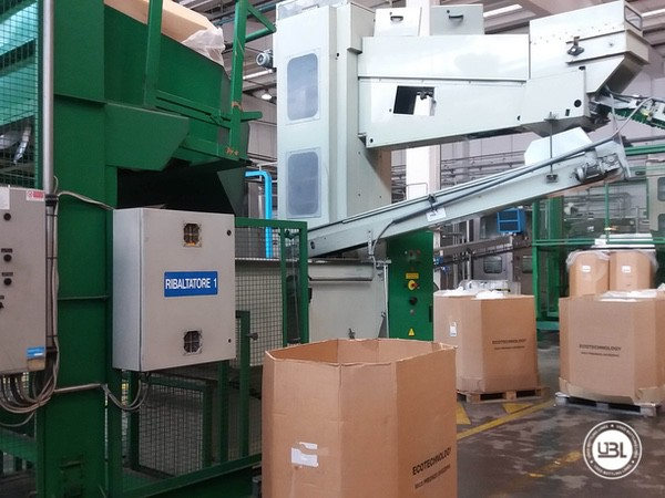Used Isobaric Complete PET Line for Sparkling Water, Water 35000 bph - 1