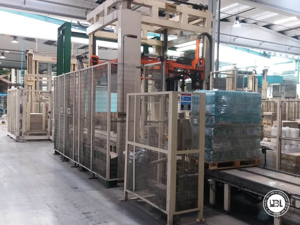 Used Isobaric Complete PET Line for Sparkling Water, Water 35000 bph - 16