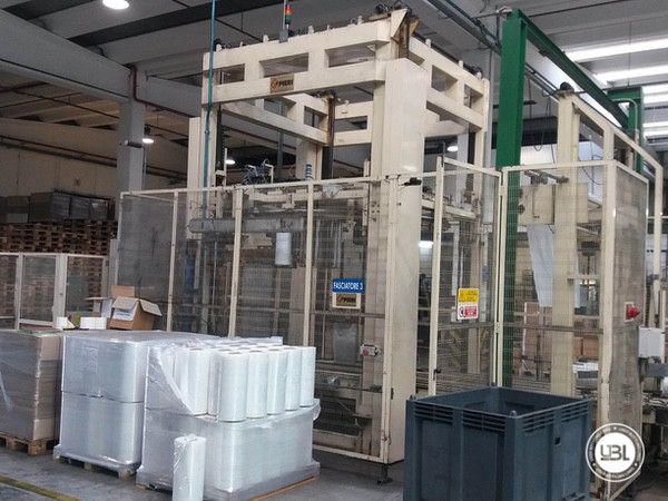 Used Isobaric Complete PET Line for Sparkling Water, Water 35000 bph - 20