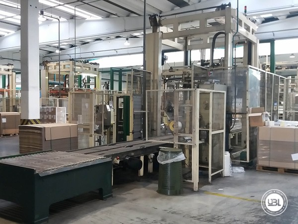 Used Isobaric Complete PET Line for Sparkling Water, Water 35000 bph - 21