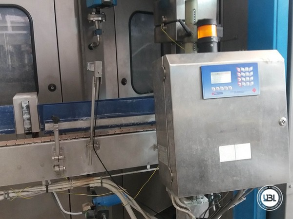 Used Isobaric Complete PET Line for Sparkling Water, Water 35000 bph - 22