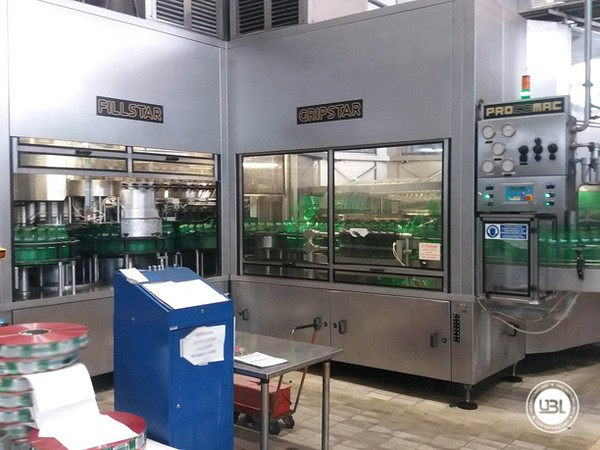 Used Isobaric Complete PET Line for Sparkling Water, Water 35000 bph - 6