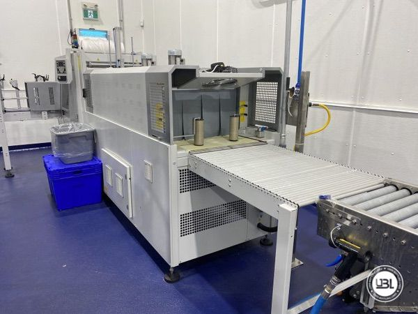 Used Complete PET Line for Water 500 bph - 10